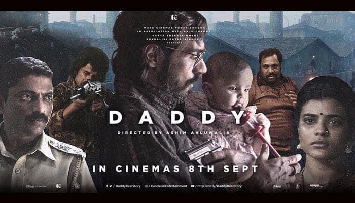Daddy movie tweet review