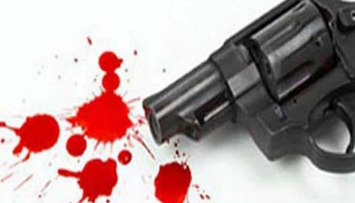 Drunk men shoot woman after she stops them from urinating in open