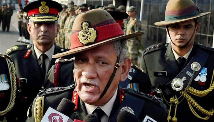 China, Pakistan not threat to India, says Army chief Bipin Rawat