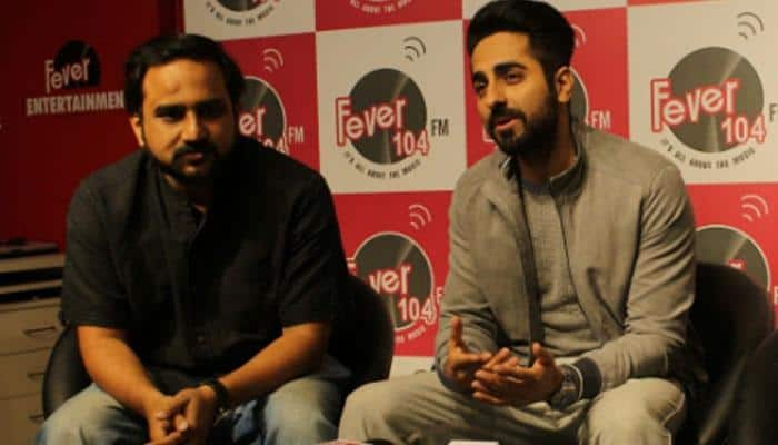 Ayushmann Khurrana has knack of marrying content with commerce: R S Prasanna