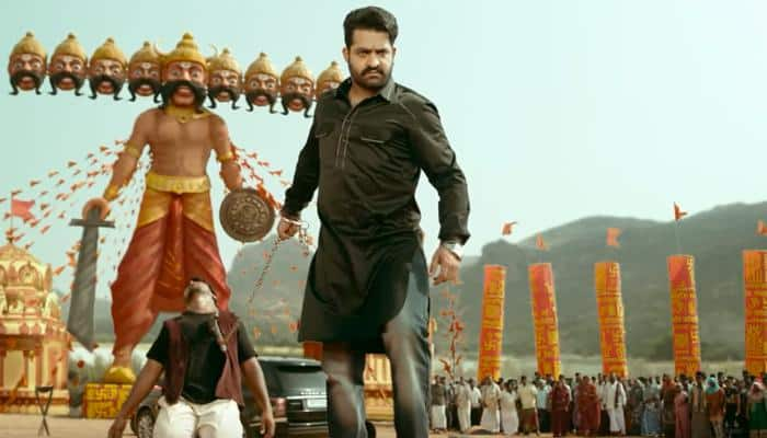 Jr NTR's 'Jai Lava Kusa' trailer is breaking the Internet – Watch