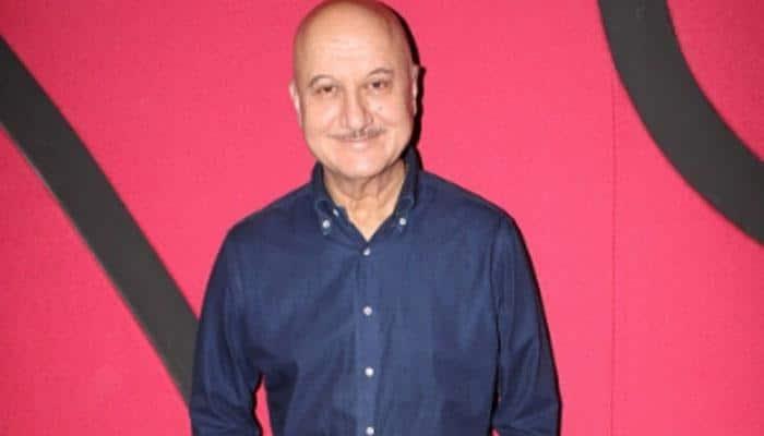 Went bankrupt producing a film: Anupam Kher