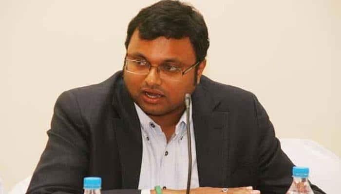Aircel Maxis case: Karti Chidambaram refuses to appear before CBI