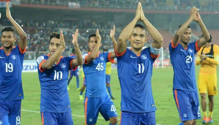India drop 10 places to be placed 107th in latest FIFA rankings