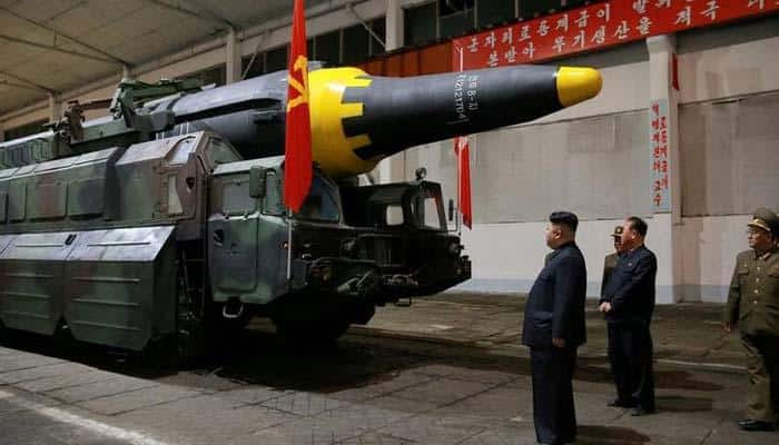 Day after 'sinking' threat, North Korea fires second ballistic missile over Japan