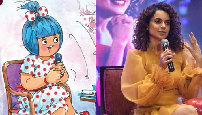 Amul's hilarious ad on Kangana Ranaut's controversies will make you go ROFL- See pic
