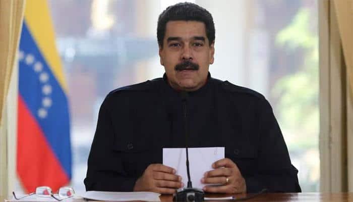 Venezuela's Maduro upbeat on talks, opposition fear ''show''
