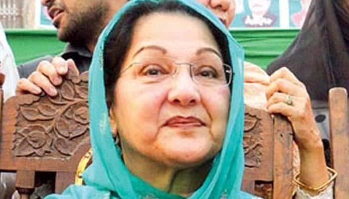 Former Pak PM Nawaz Sharif's wife wins Lahore by-poll