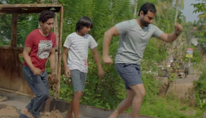 'Banjara' song from Saif Ali Khan's 'Chef' will cheer up your spirit - Watch