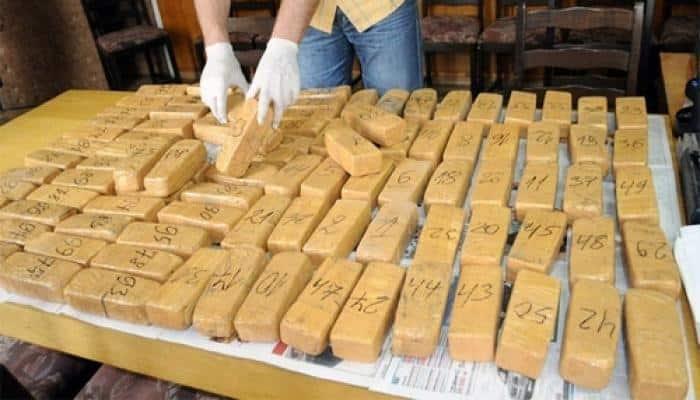 BSF seizes over 12 kg heroin in Punjab