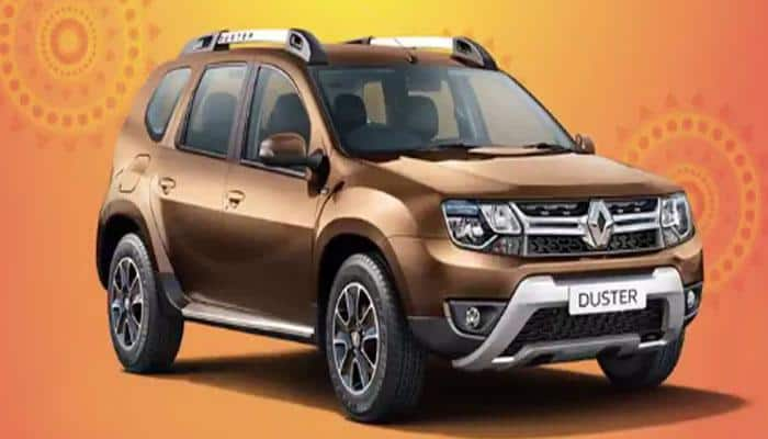 Renault rolls out Duster Sandstorm edition at Rs 10.9 lakh