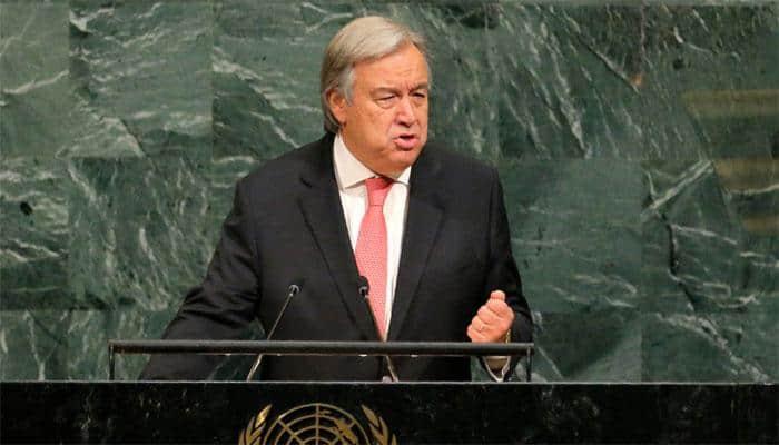 World afraid of nuclear war with North Korea, says UN chief Guterres
