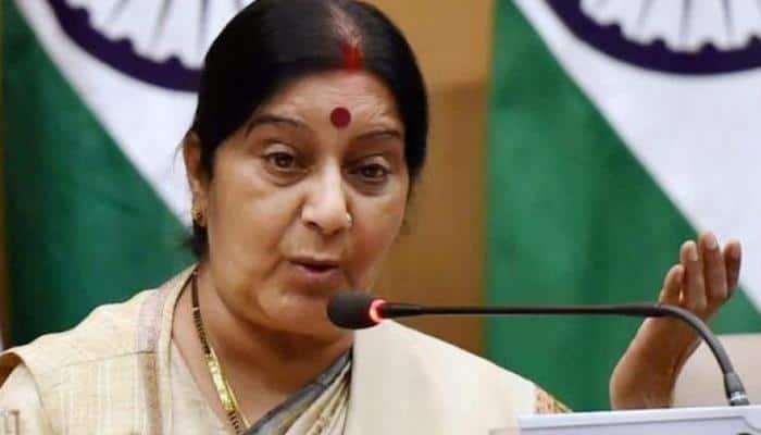 India to work for environment beyond Paris Agreement: Sushma Swaraj