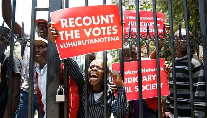 Kenya Supreme Court criticises election board in verdict on polls