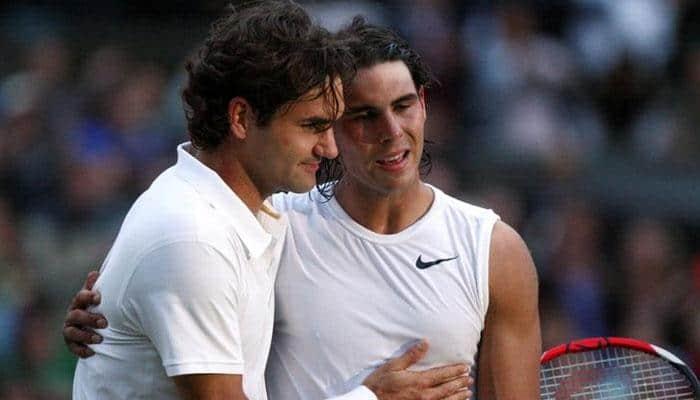 Rafael Nadal, Roger Federer lead Europe in inaugural Laver Cup