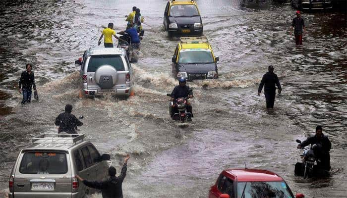 Mumbai rain records second heaviest in September