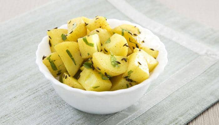 Navratri special recipe: Learn how to make yummy Jeera Aloo at home