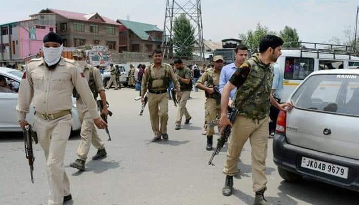SSB constable killed in Banihal in terror attack: J&K police