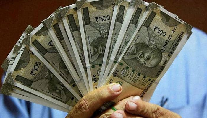 Rupee crashes 54 paise to 2-1/2-month low on Fed rate hike hint