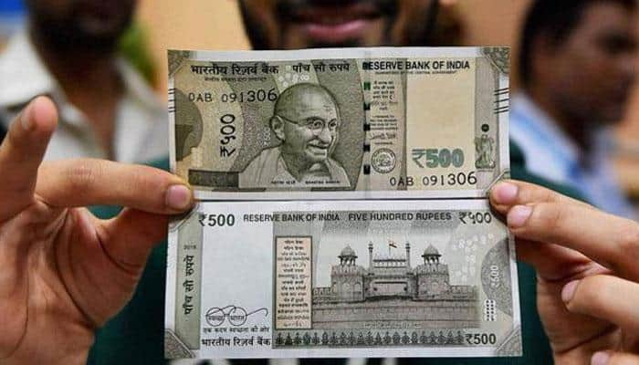 Rupee hits 4-month low against dollar, drops 31 paise