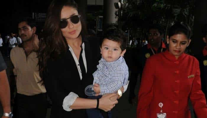Taimur Ali Khan's latest pic is the cutest thing you will see today