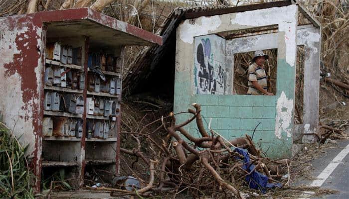 Dam fails in Puerto Rico, 70,000 told to evacuate