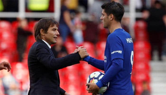'Diego Costa without attitude' - Alvaro Morata era dawns at Chelsea