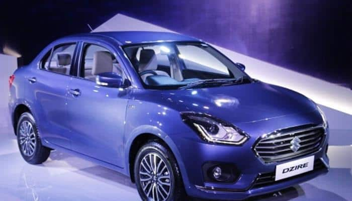 Maruti's Dzire overtakes Alto as best-selling model in August
