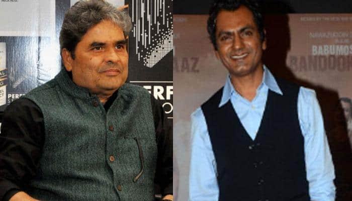 Nawazuddin Siddiqui confirms his next with Vishal Bhardwaj