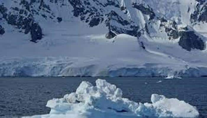 Antarctic ice hits record low, scientists warn of rising risk for shipping
