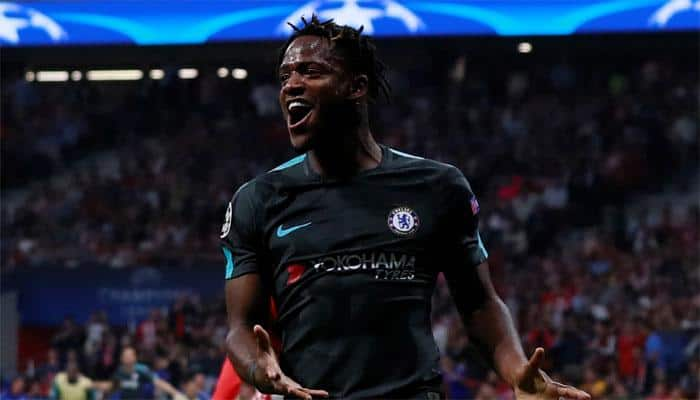 Chelsea manager Antonio Conte grateful to decisive substitute Michy Batshuayi