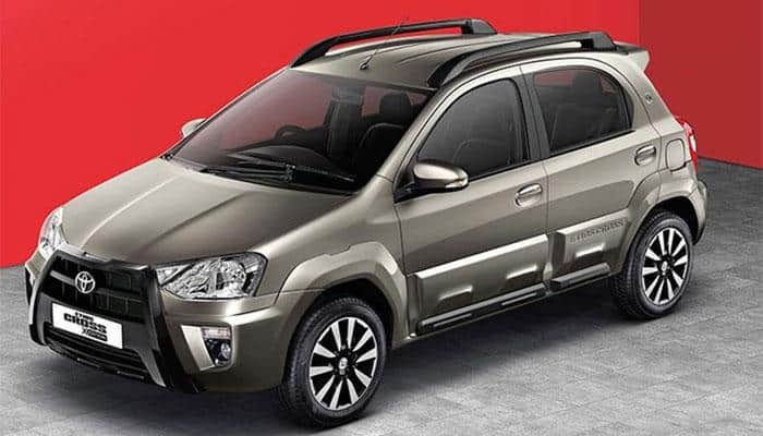 Toyota rolls out Etios Cross variant at Rs 6.64 lakh