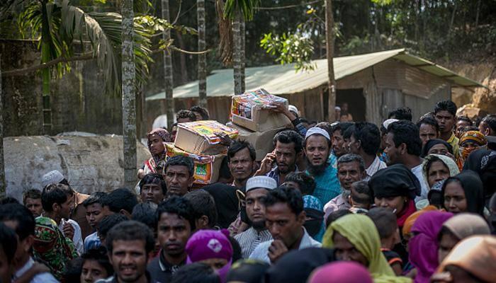 UN condemns Myanmar's treatment of Rohingya Muslims
