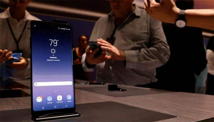 Samsung Galaxy Note 8 wins 'Gadget of the Year' at IMC 2017