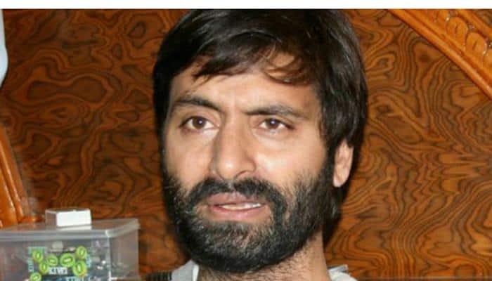 JKLF Chairman Yasin Malik arrested ahead of Muharram procession