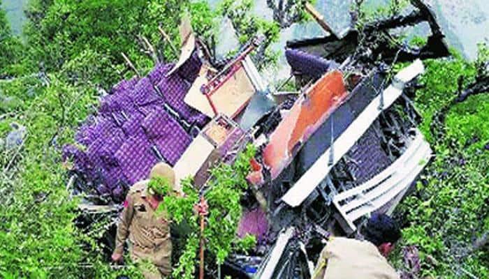 CRPF jawan, among three dead, in highway accident