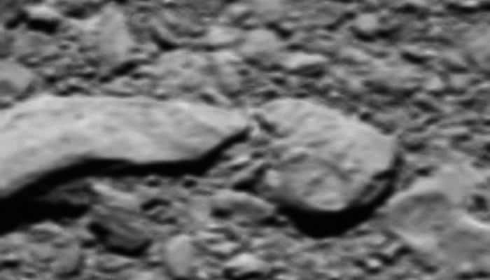 Rare photos of spaceship before it hit comet revealed