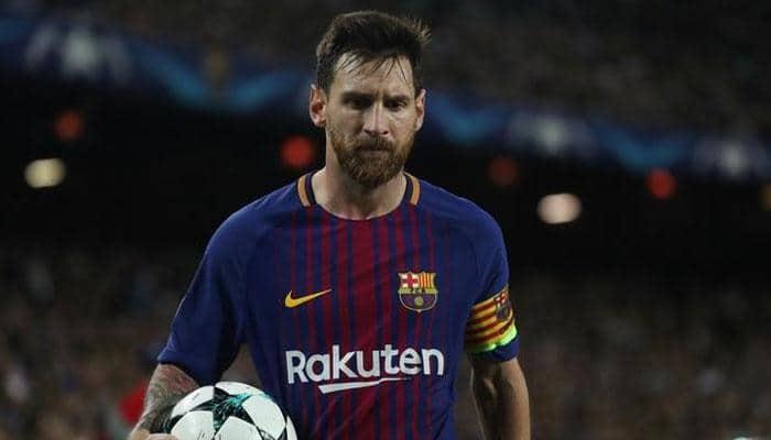 Barcelona play La Liga match behind closed doors