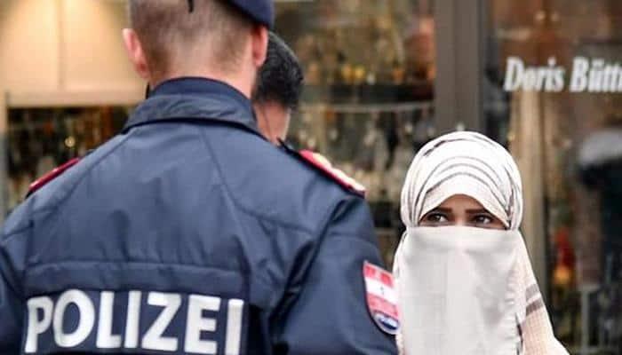 'Burqa ban' comes into force in Austria