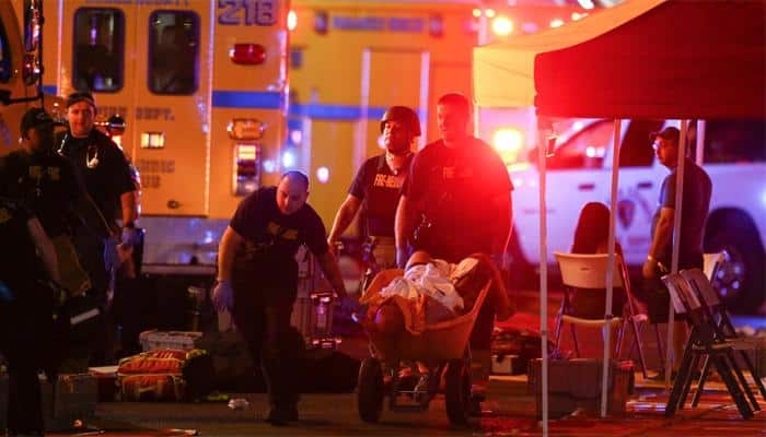 Las Vegas shooting: Investigators look into motive of gunman, a retired accountant