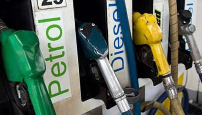 Excise duty cut: Petrol price down Rs 2.5 a litre, diesel by Rs 2.25