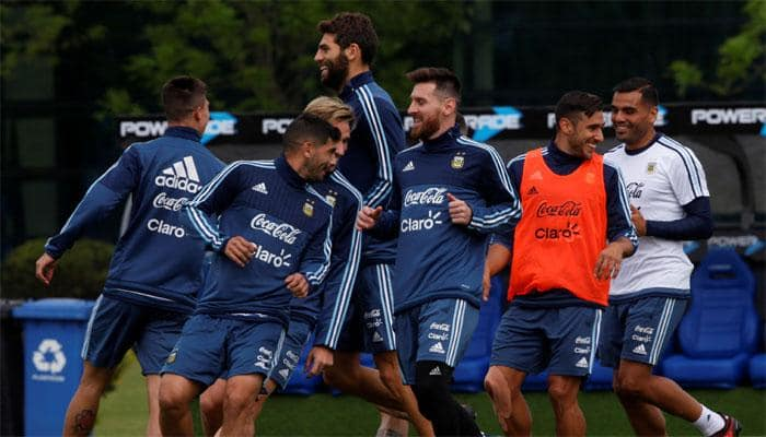 Argentina to attack from start in crunch World Cup qualifier against Peru