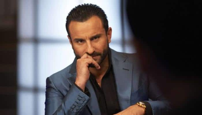 I'm under pressure to have an airport look: Saif Ali Khan