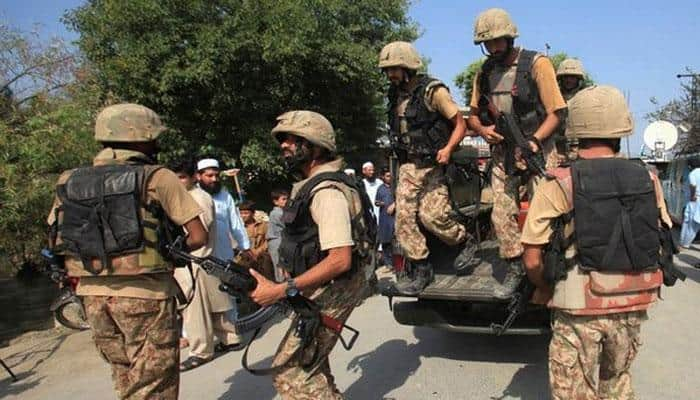 18 killed in suicide attack at Sufi shrine in Pakistan