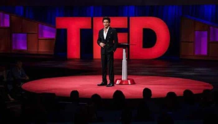 TED Talks is biggest achievement of my life: Shah Rukh Khan