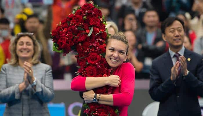 Simona Halep makes history, becomes 25th WTA World No.1