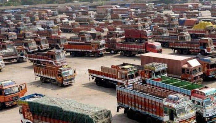 Truckers to go on strike from Monday, demand diesel inclusion in GST