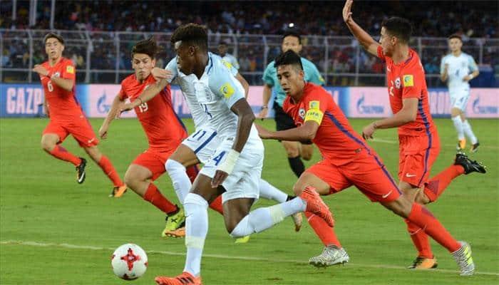 FIFA U-17 World Cup: European heavyweights France, England register easy wins