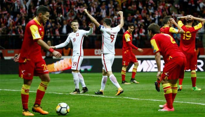 Poland reach 2018 FIFA World Cup; Scots' dreams ended in dramatic draw
