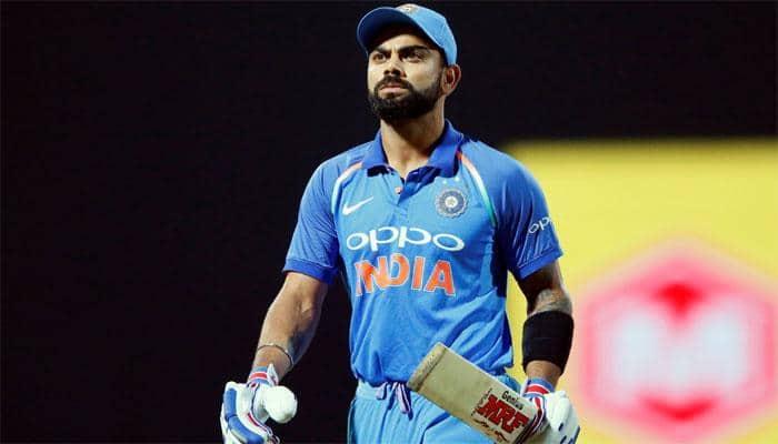 Watch: India skipper Virat Kohli registers first-ever T20I duck